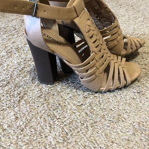 Merona sandal beige